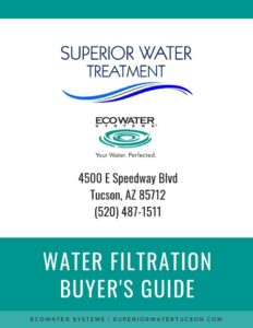 water filtration, water filtration buyers guide, filtration